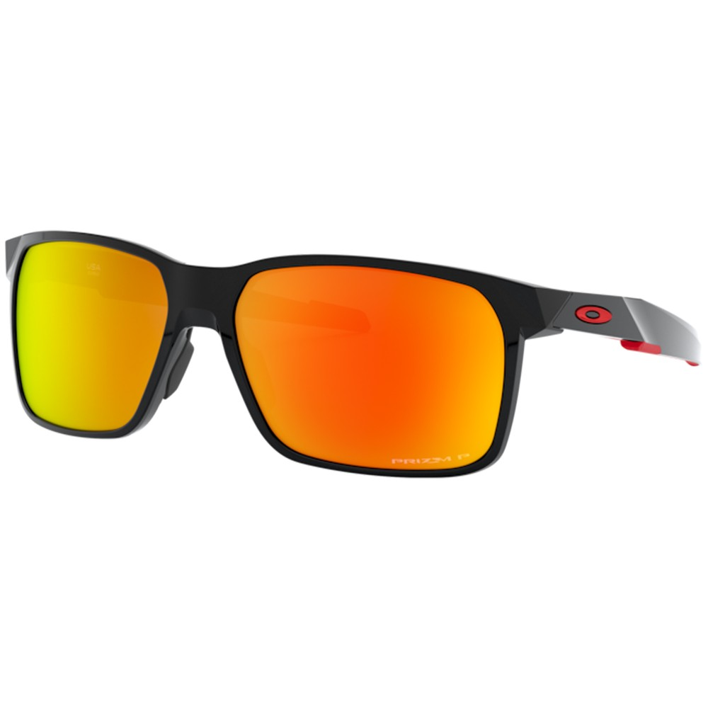 Oakley Portal X Sunglasses With Prizm Ruby Polarized Lens