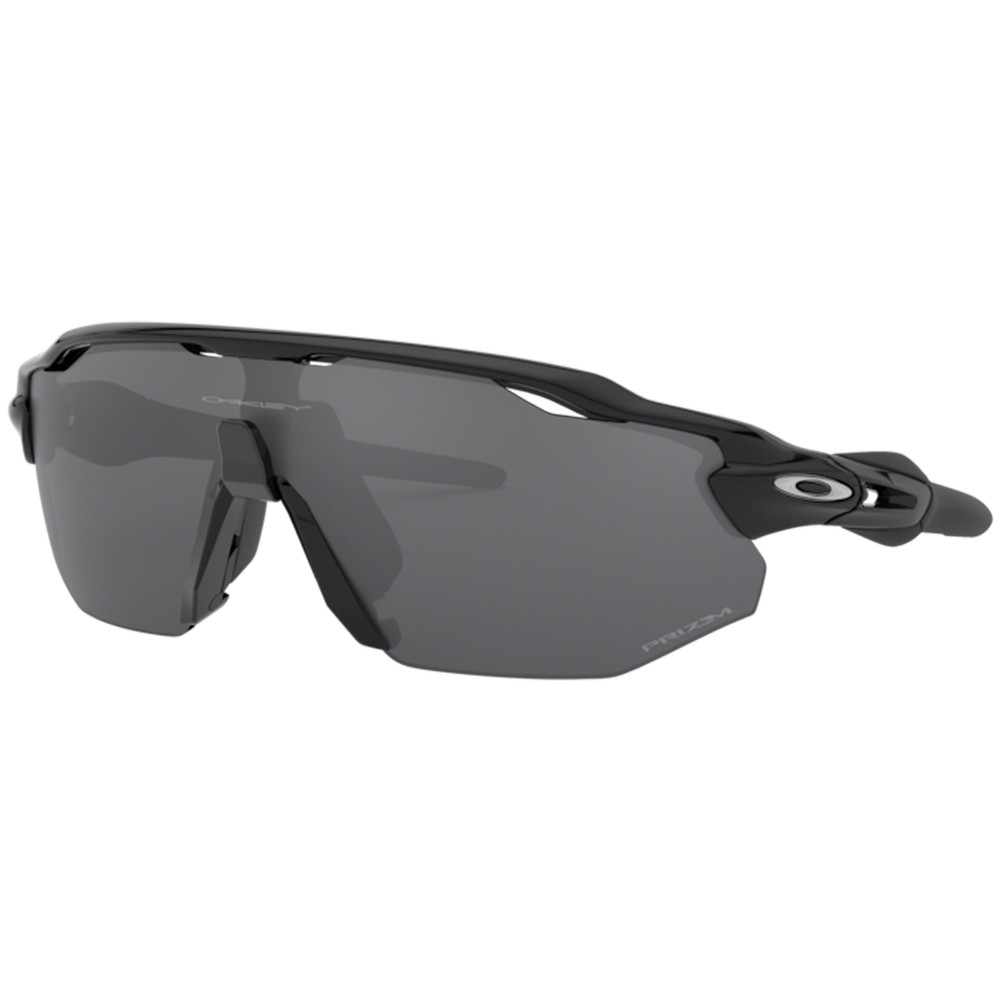 Oakley Radar EV Advancer Sunglasses With Prizm Black Polarized Lens