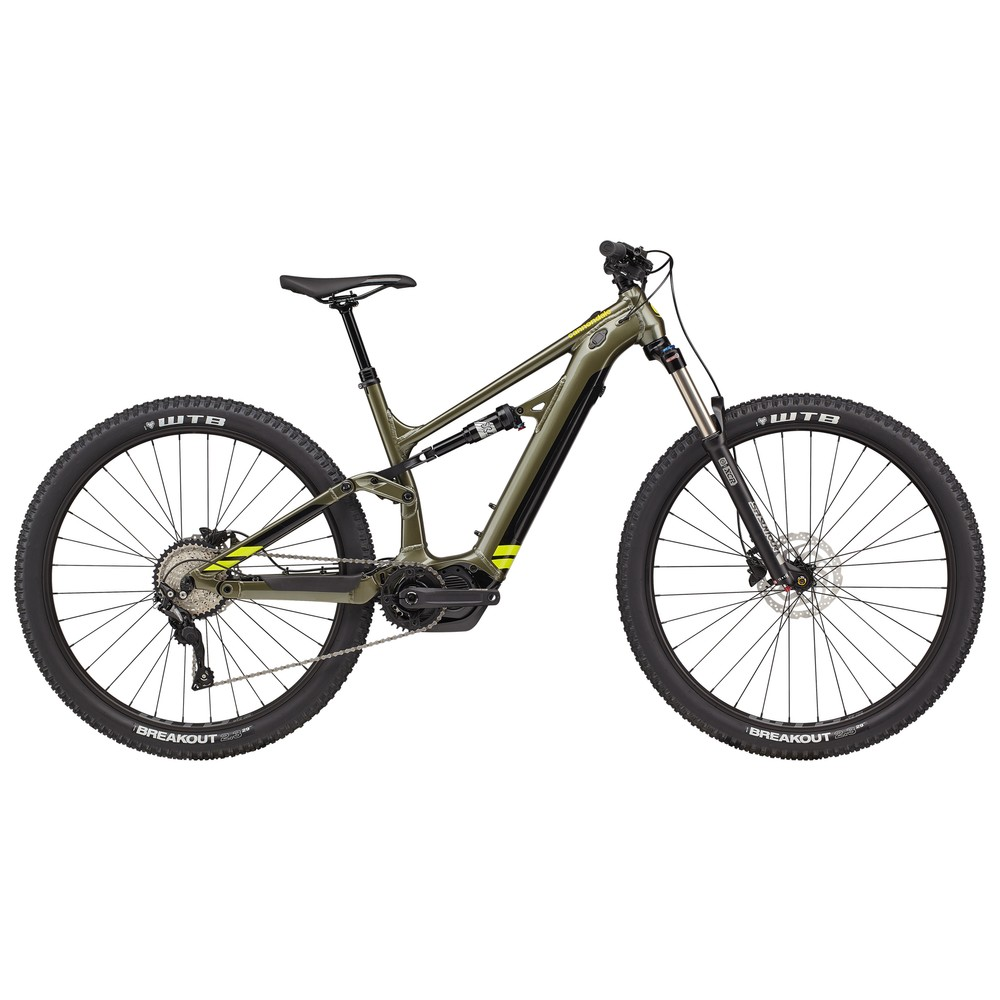 Cannondale Moterra Neo 5 E-Mountain Bike 2021