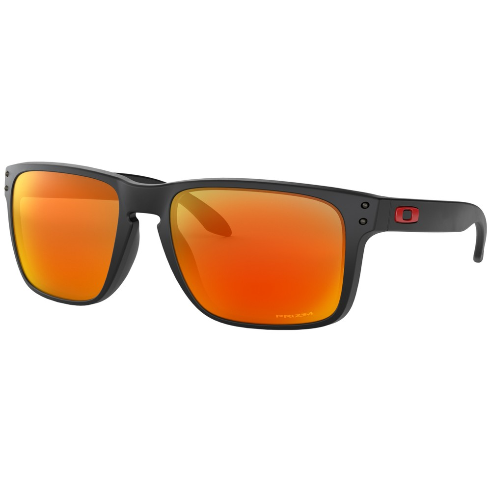Oakley Holbrook XL Sunglasses With Prizm Ruby Lens
