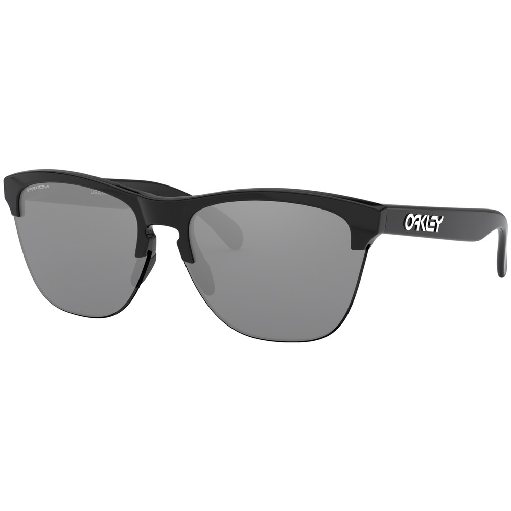 Oakley Frogskins Lite Sunglasses With Prizm Black Lens