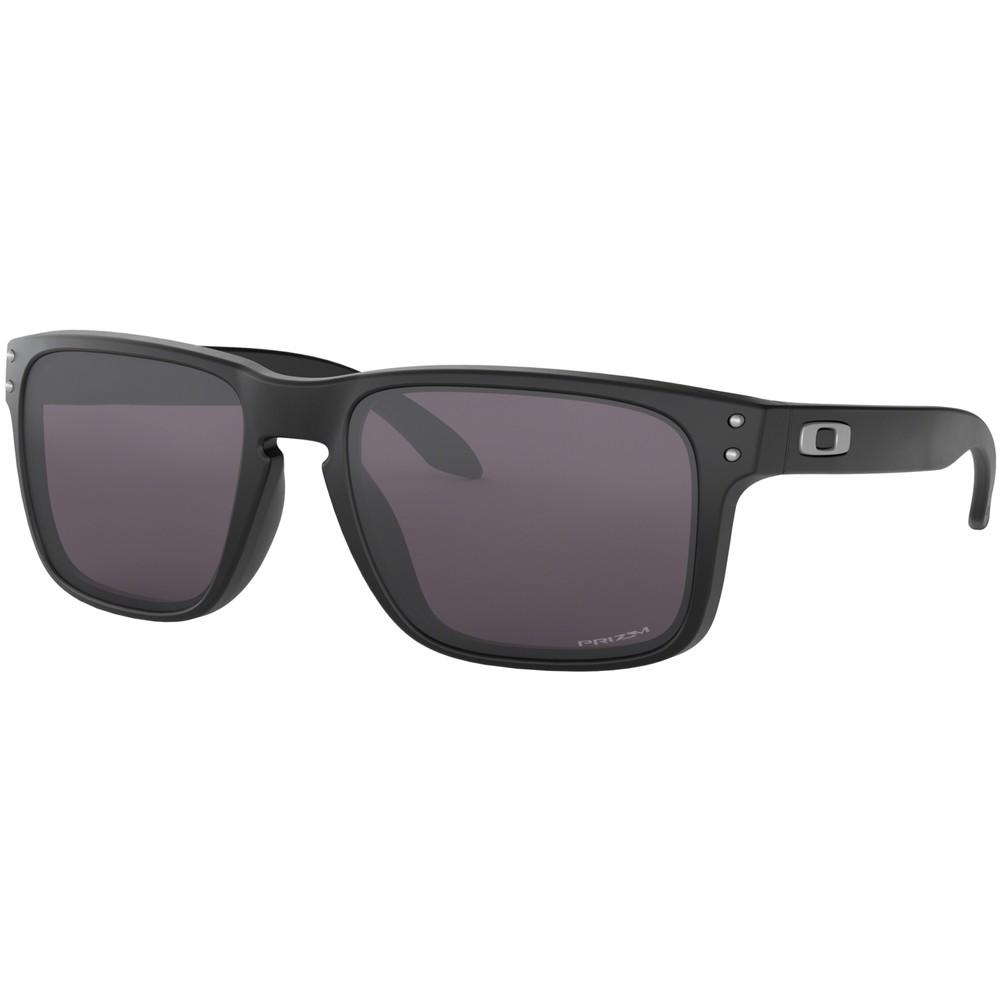 Oakley Holbrook Sunglasses With Prizm Grey Lens