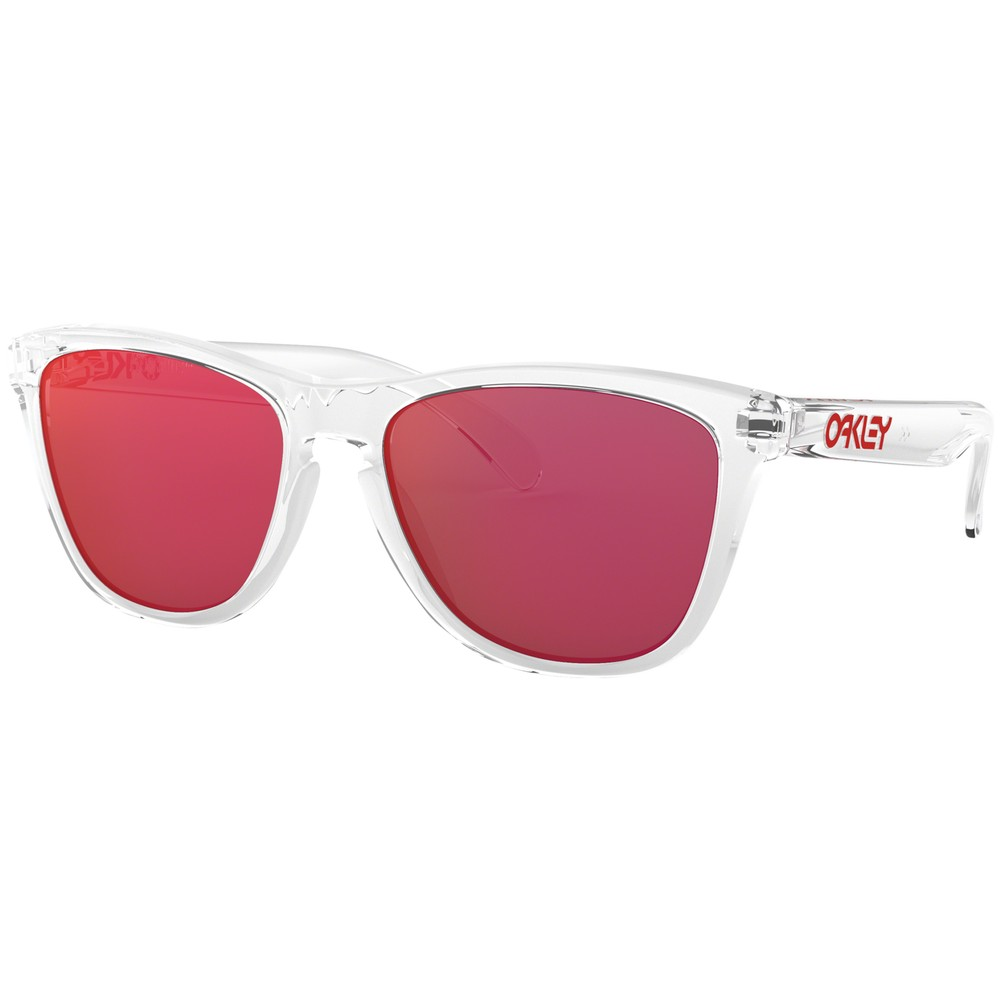 Oakley Frogskins Sunglasses With Torch Iridum Lens