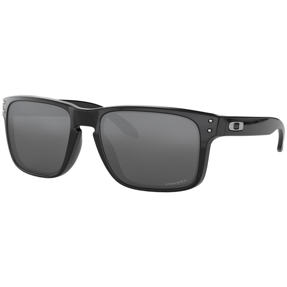 Oakley Holbrook Sunglasses With Prizm Black Lens
