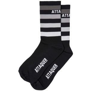 Attaquer Faded Stripe Socks