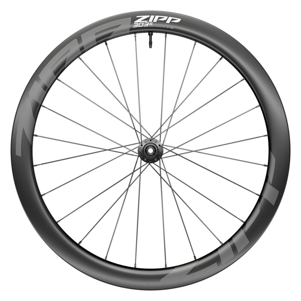 Zipp 303 S Carbon Tubeless Disc Brake Front Wheel
