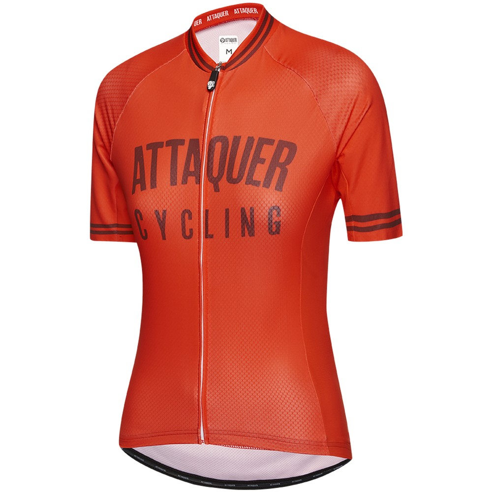 Attaquer All Day Club Womens Short Sleeve Jersey
