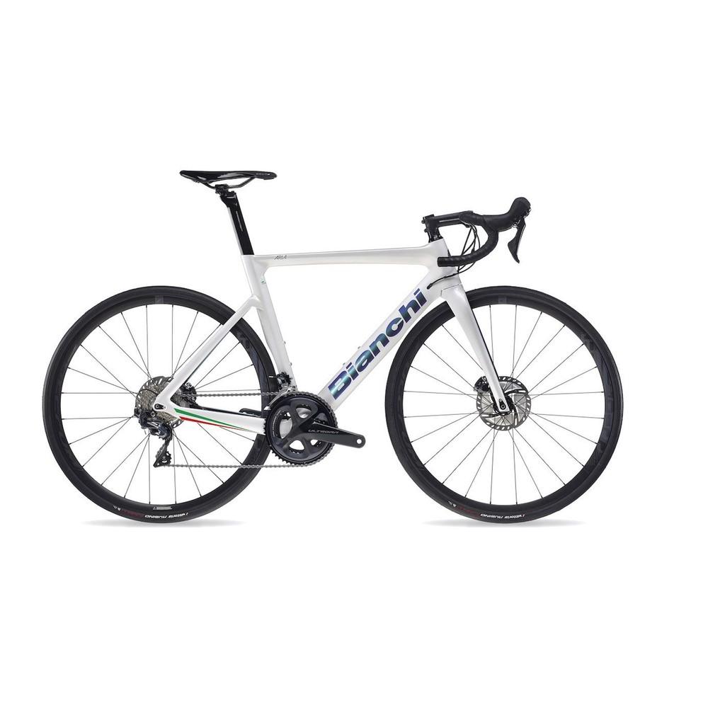 Bianchi Aria Ultegra Disc Road Bike Bianco Italia Ltd Edition