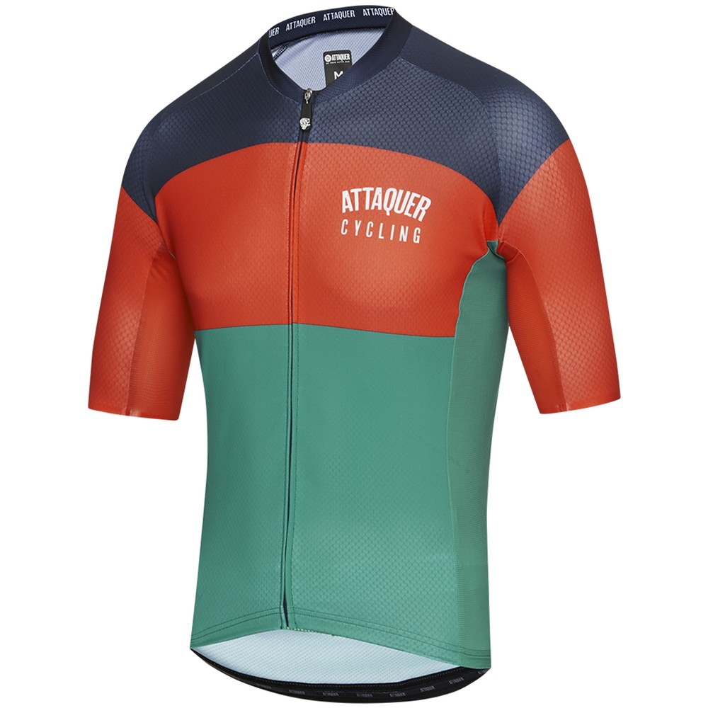 Attaquer All Day Tri Band Short Sleeve Jersey