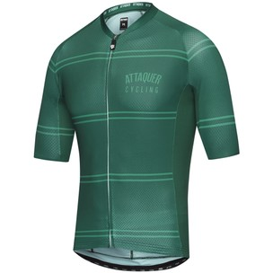 Attaquer All Day Double Stripe Short Sleeve Jersey