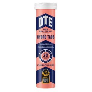 OTE  50mg Caffeine Hydro Tablets (20 Tablets)