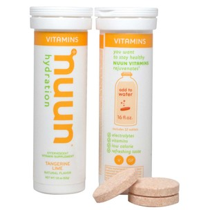 Nuun Vitamins Hydration Tablets Box Of 8 X 12