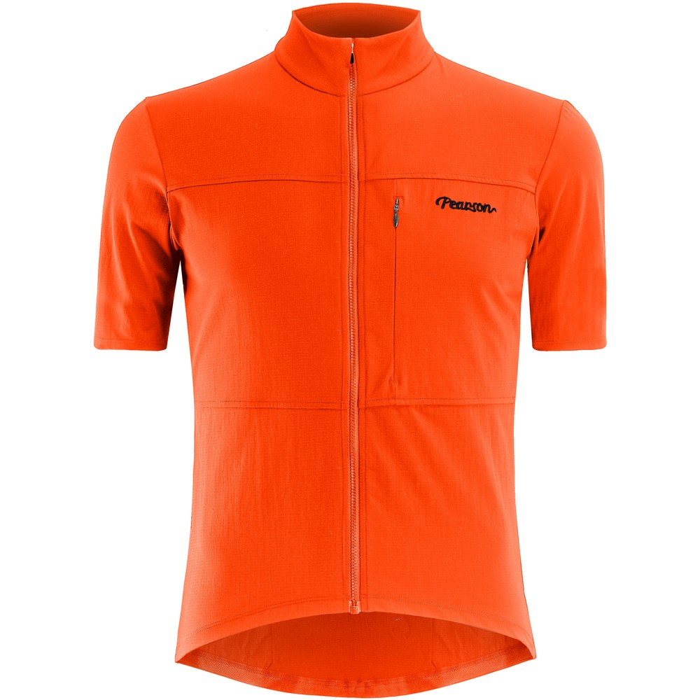 Pearson 1860 To Pastures New - Adventure Short Sleeve Jersey