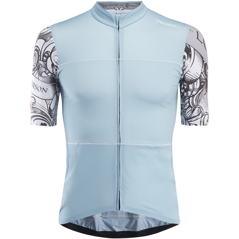 Pearson 1860 Greg Coulton Illustrates X Pearson 1860 - Road Lightweight Jersey