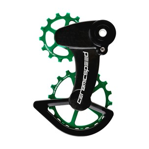 CeramicSpeed OSPW System Coated - SRAM 1x Green Ltd Edition