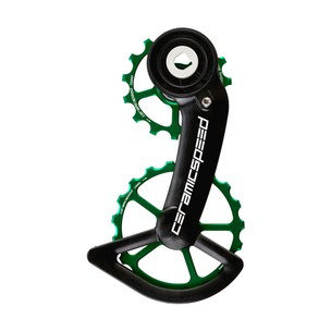 CeramicSpeed OSPW System Coated - SRAM RED/Force AXS Green Ltd Edition