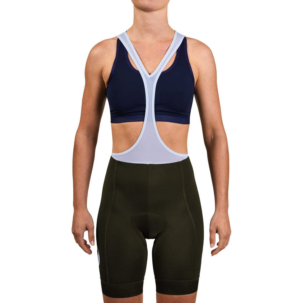 Black Sheep Cycling TC20 Shorter Length Womens Bib Short