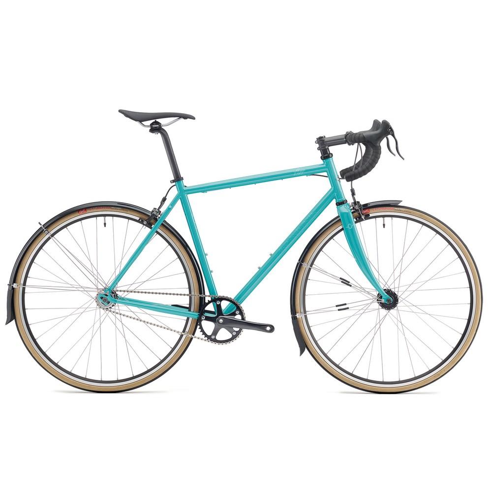 Genesis Flyer Single Speed Road Bike