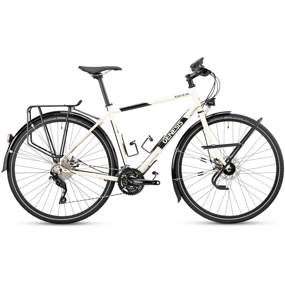Genesis Tour De Fer 20 Disc Hybrid Bike 2020