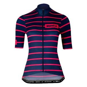Morvelo Rust Standard Womens Short Sleeve Jersey