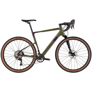 Cannondale Topstone Carbon Lefty 3 Disc Gravel Road Bike 2021