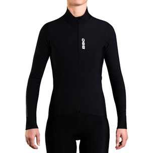 Black Sheep Cycling Elements Thermal  Womens Long Sleeve Jersey