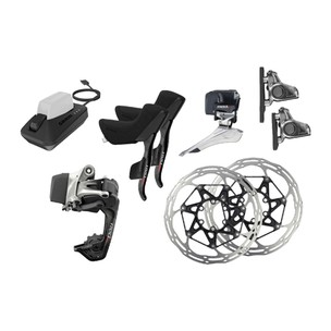 SRAM RED ETap HRD Flat Mount WiFLi Groupset