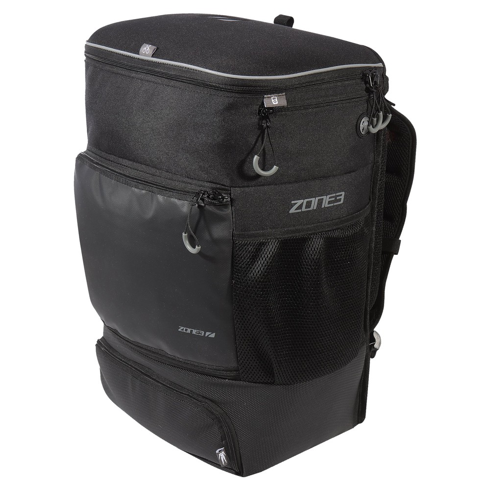 Zone3 Transition Backpack With Cycle Helmet Compartment