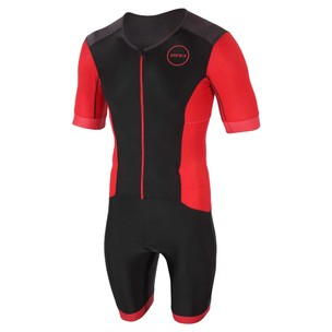 Zone3 Aquaflo Plus Short Sleeve Full Zip Trisuit