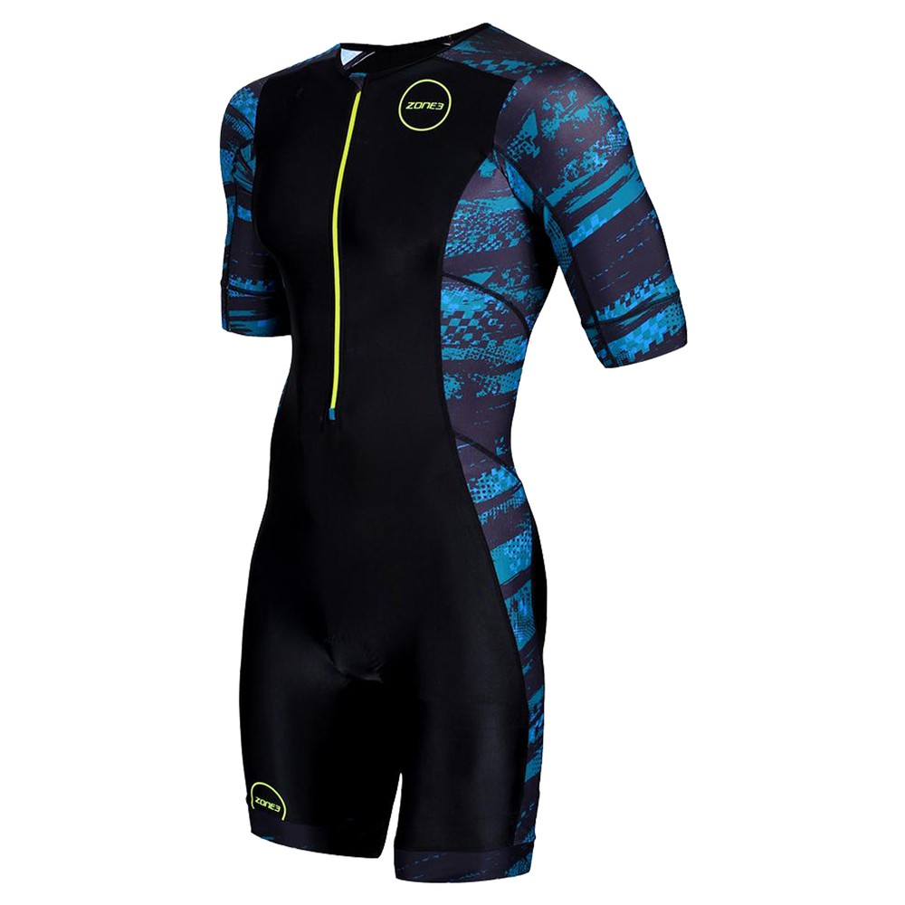 Zone3 Activate Plus Stealth Speed Short Sleeve Trisuit