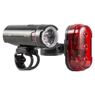 Bontrager Ion 120/Flare 1 Light Set