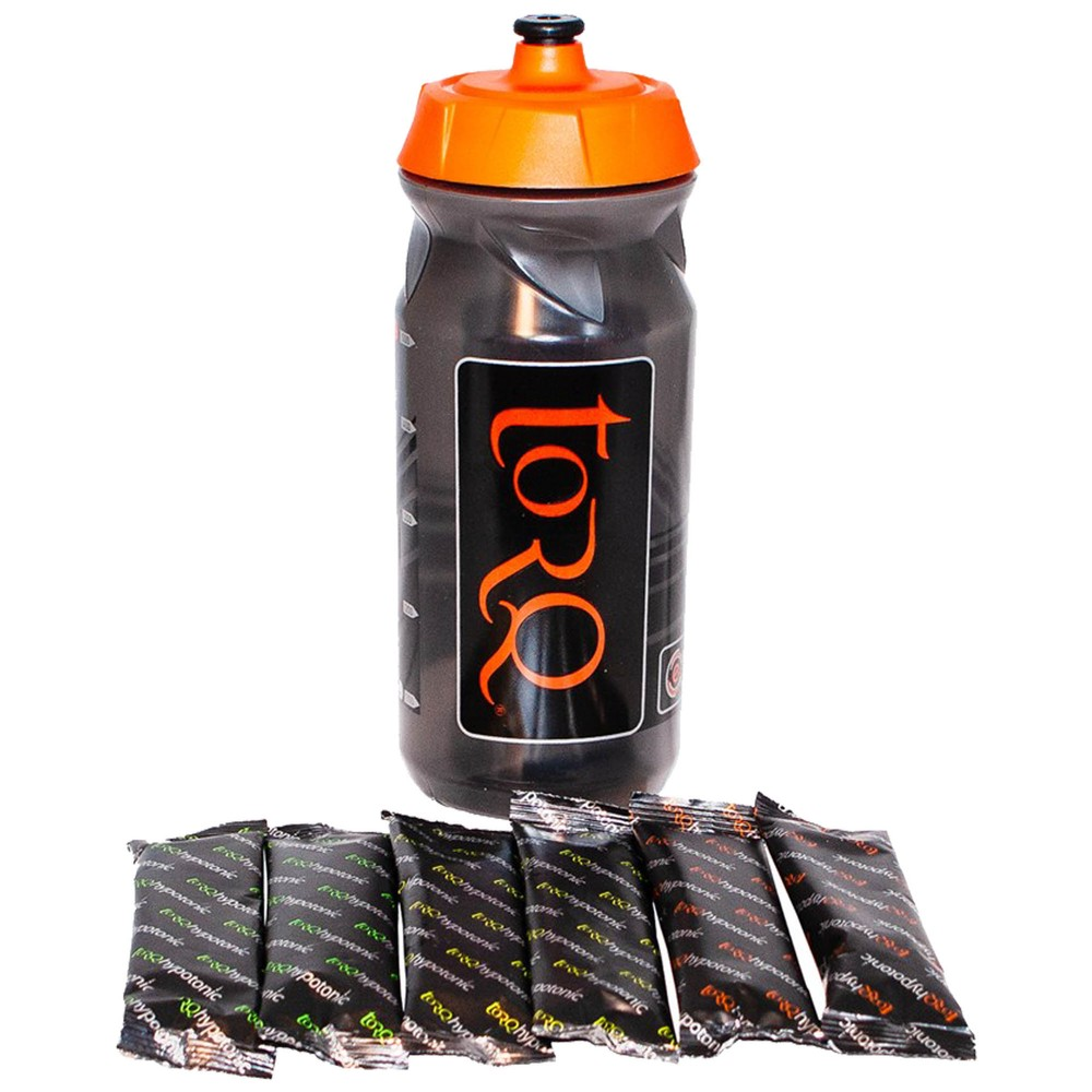 TORQ Hydration Bottle Pack (6 Mixed Flavours)