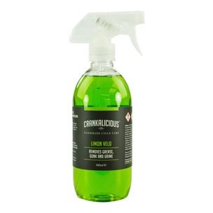 Crankalicious Limon Velo 500ml Degreaser Spray