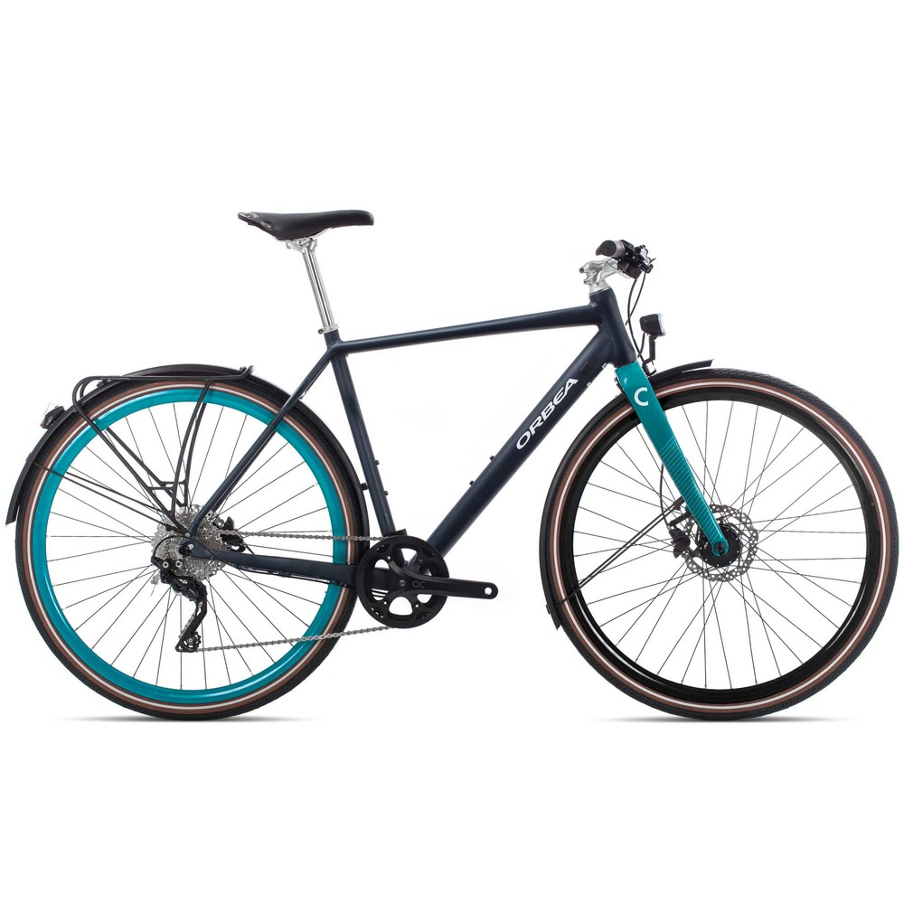 Orbea Carpe 10 Disc Hybrid Bike 2021