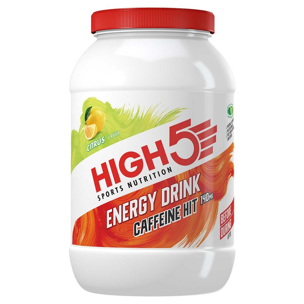 High5 Energy Drink Caffeine Hit Tub (1.4Kg)