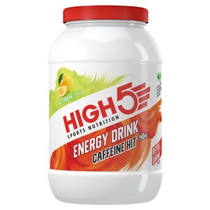High5 Energy Drink Caffeine Hit Tub (1.4Kg)