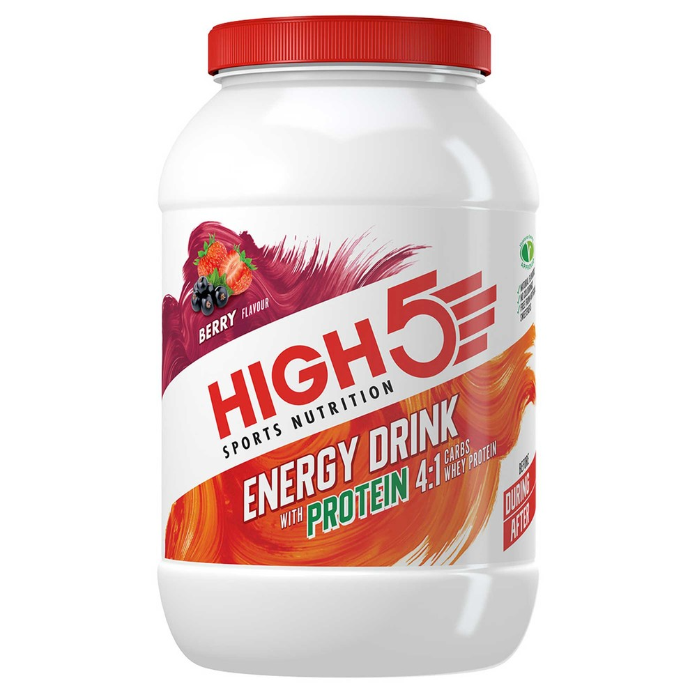 High5 Energy Drink Protein 1.6Kg Tub
