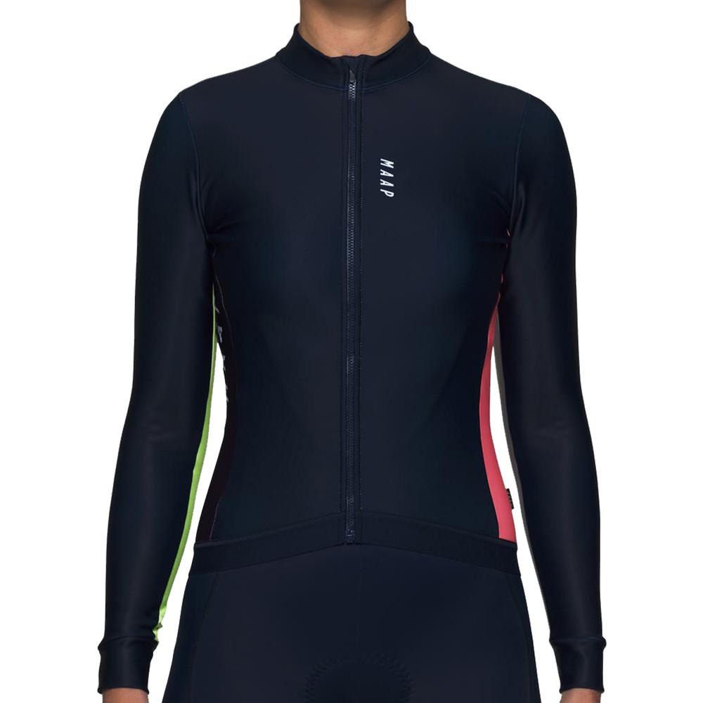 MAAP Vista Team Womens Long Sleeve Jersey