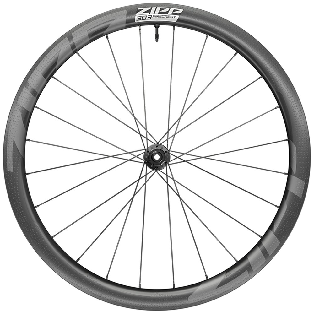 Zipp 303 Firecrest Carbon Tubeless Disc Brake Front Wheel