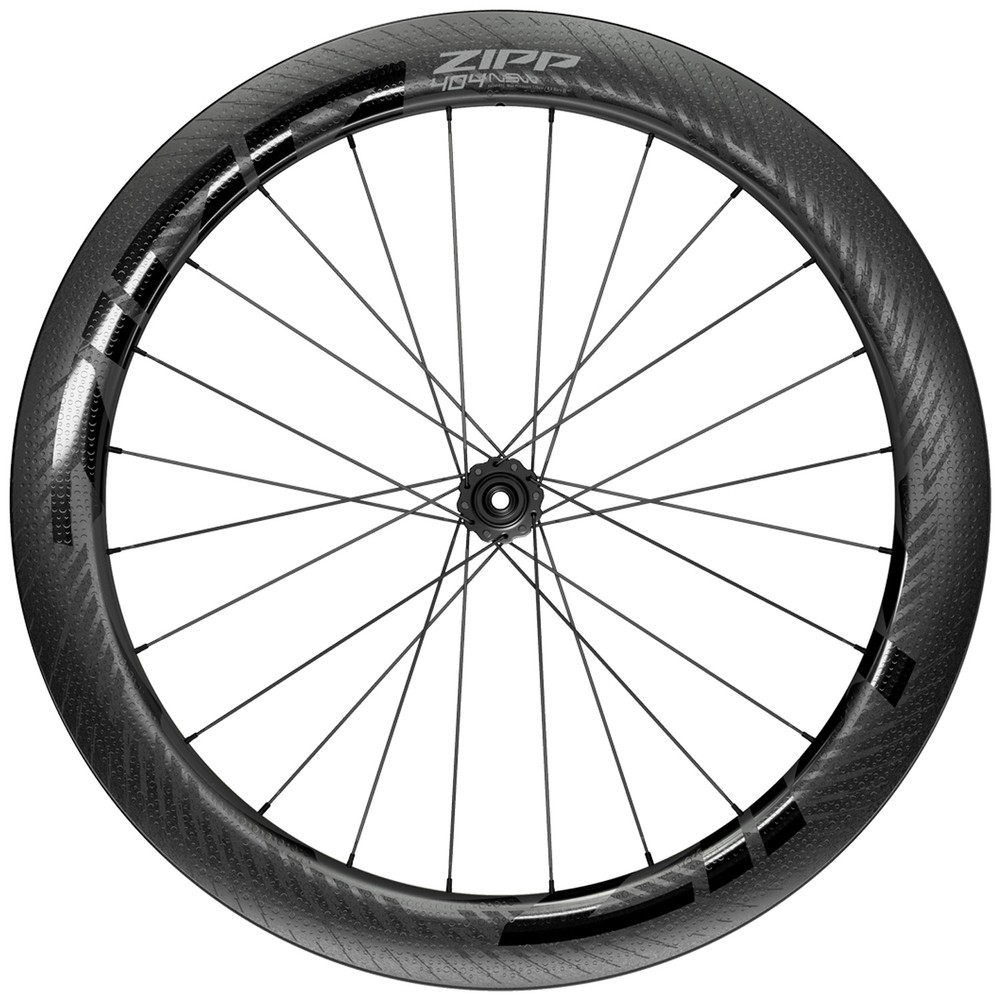 Zipp 404 NSW Carbon Tubeless Disc Brake Front Wheel