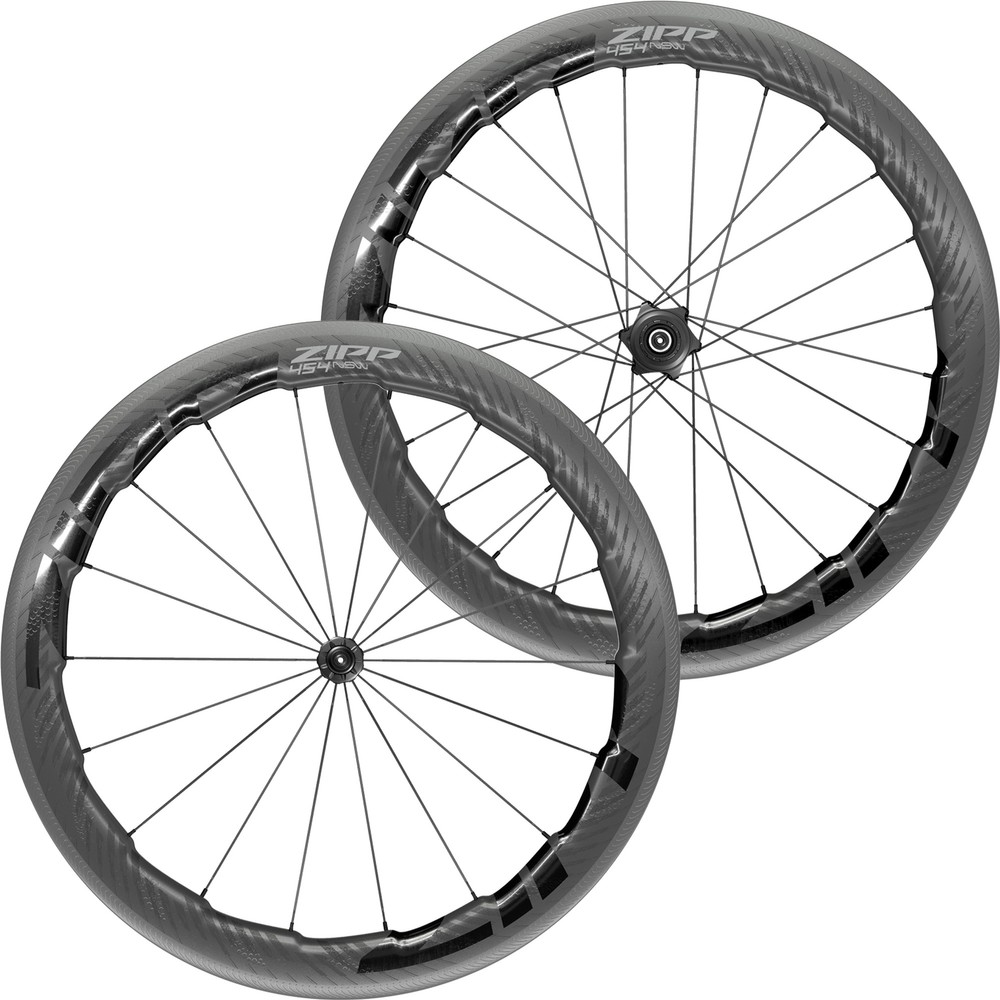 Zipp 454 NSW Carbon Tubeless Clincher Wheelset