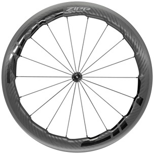 Zipp 454 NSW Carbon Tubeless Clincher Front Wheel