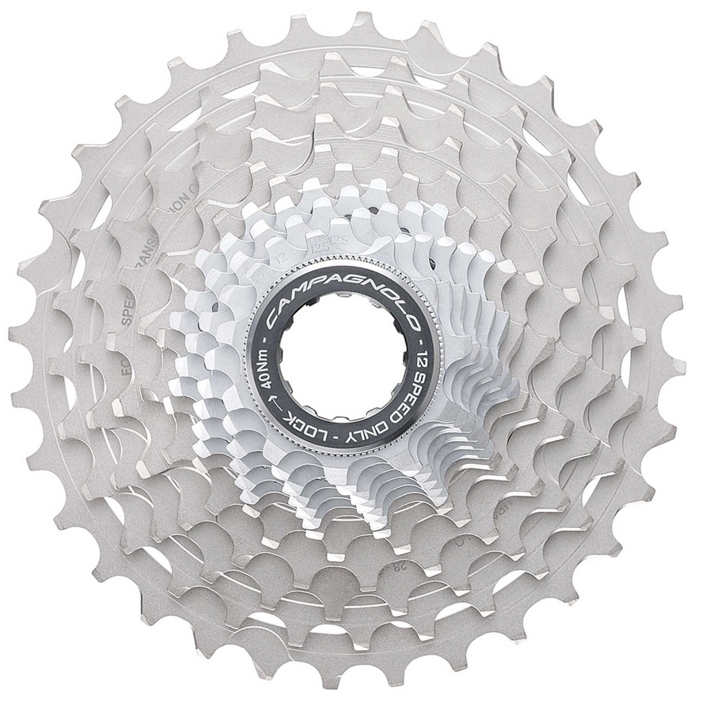 Campagnolo Super Record 12-Speed Cassette 11-34