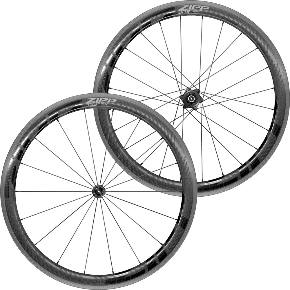 Zipp 303 NSW Carbon Tubeless Clincher Wheelset