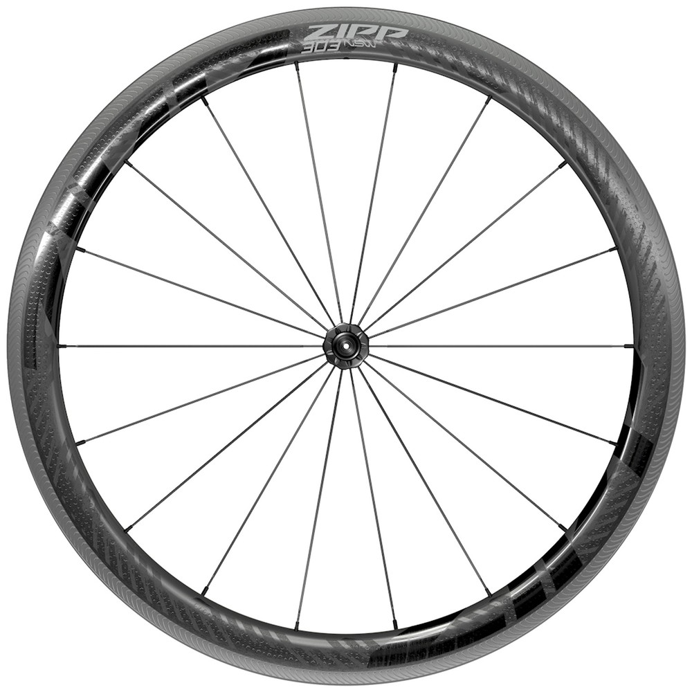 Zipp 303 NSW Carbon Tubeless Clincher Front Wheel