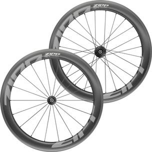 Zipp 404 Firecrest Carbon Tubeless Clincher Wheelset