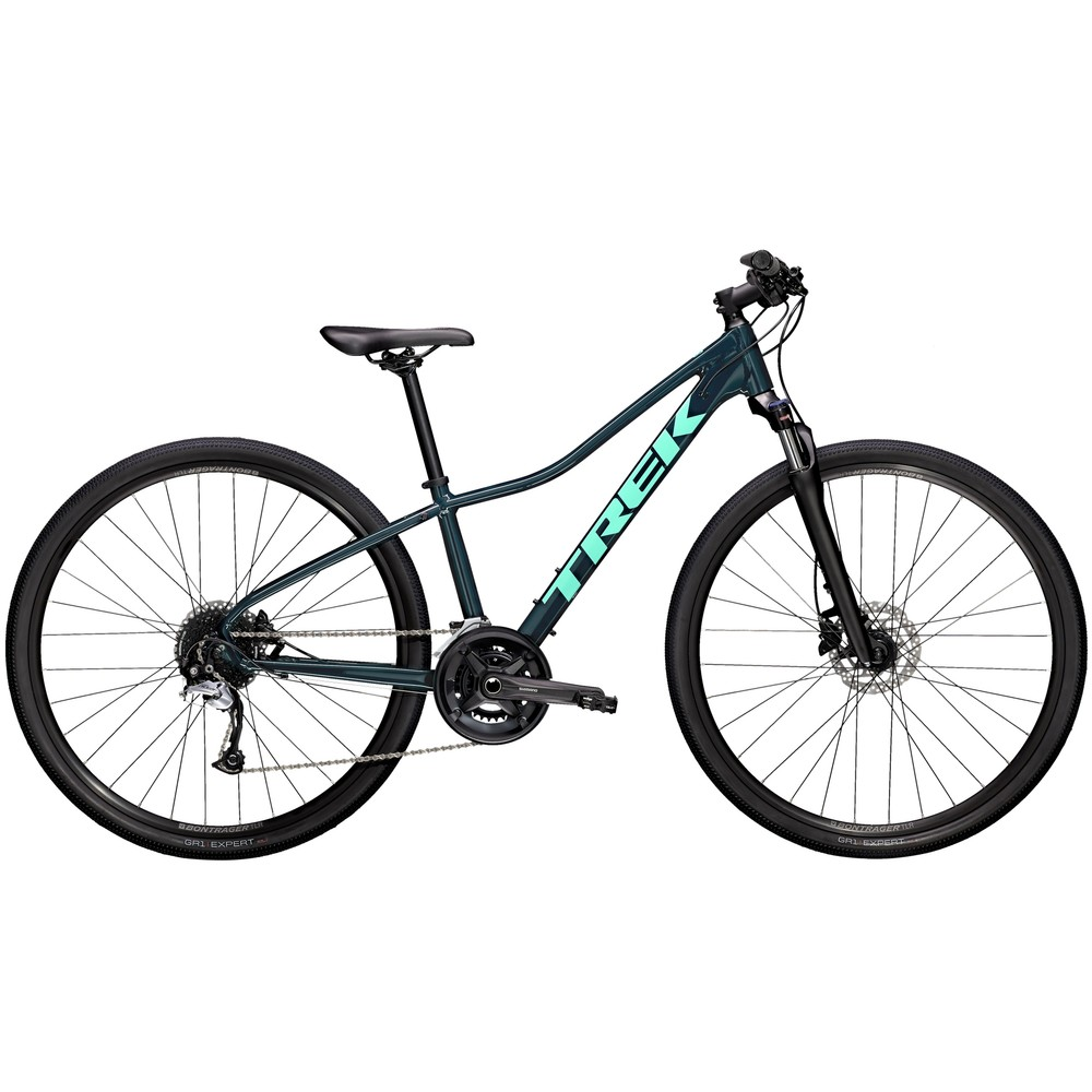 Trek Dual Sport 3 Womens Disc Hybrid Bike 2021
