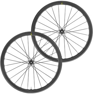 Mavic Ksyrium UST 6 Bolt Disc Wheelset 2020