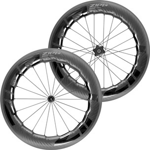 Zipp 858 NSW Carbon Tubeless Clincher Wheelset
