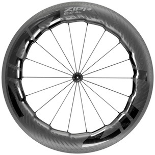 Zipp 858 NSW Carbon Tubeless Clincher Front Wheel